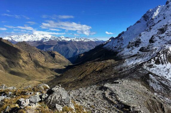 Salkantay Trek – Hard Facts