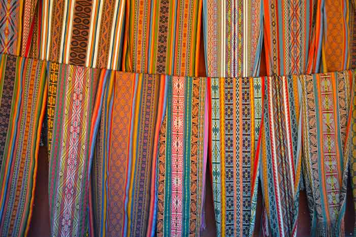 Top 10 Things To Do in Cusco - Andean Textiles