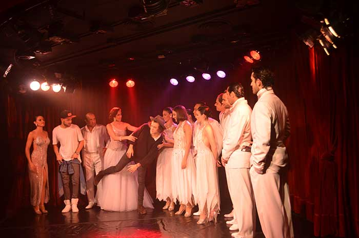 72 Hours in Buenos Aires - Rojo Tango Show