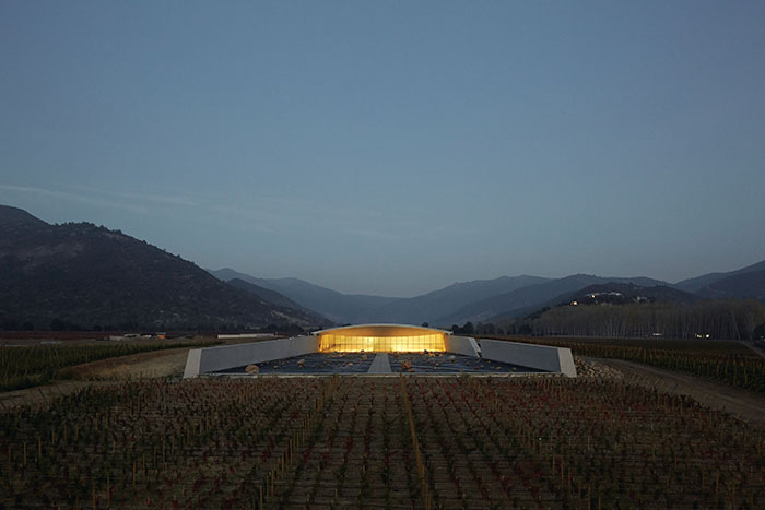 Santiago's Vineyards - VIK Chile Hotel in Colchagua Valley